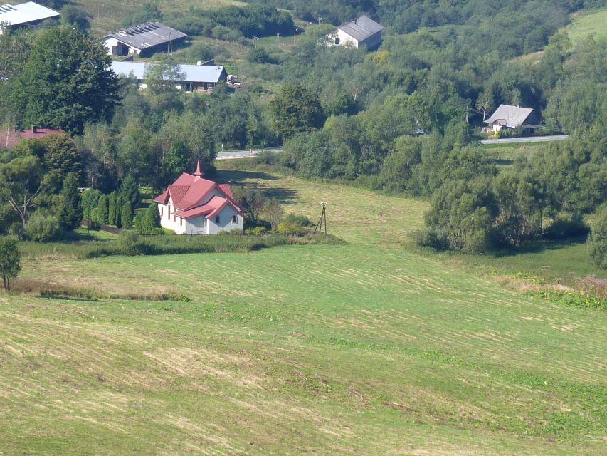 Działka budowlano-rolna Liskowate
