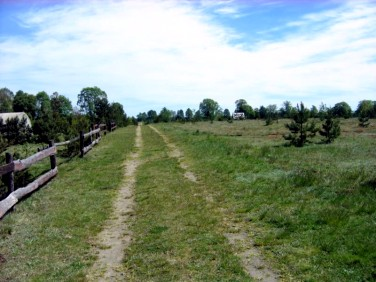 Działka rekreacyjna Stare Wierzchowo