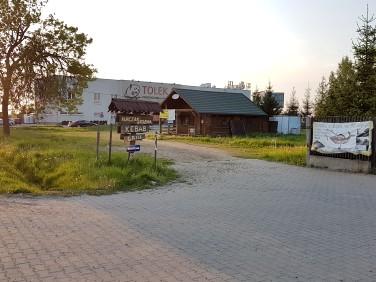 Działka usługowa Kolonia Lesznowola