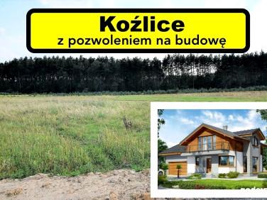Działka budowlana Koźlice