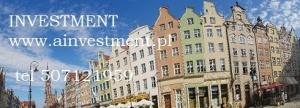 INVESTMENT- Nieruchomości
