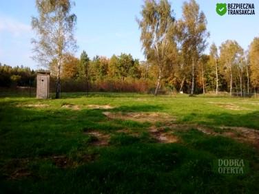 Ogrodzona działka Czapielsk