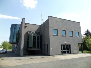 Budynek użytkowy Pabianice