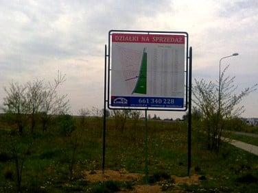 Działka Lusówko