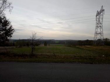 Działka budowlano-rolna Mstów