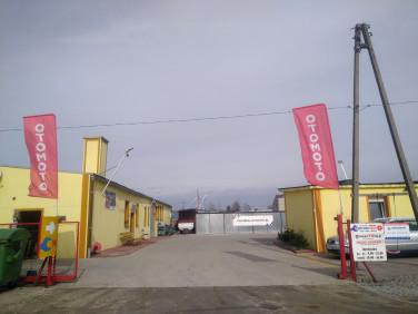 Budynek użytkowy Lubsza