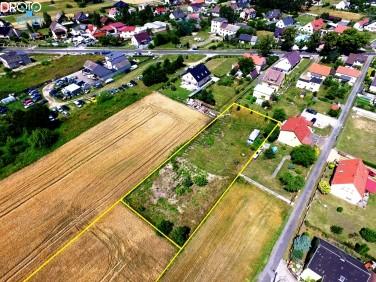 Działka budowlana Luboszyce