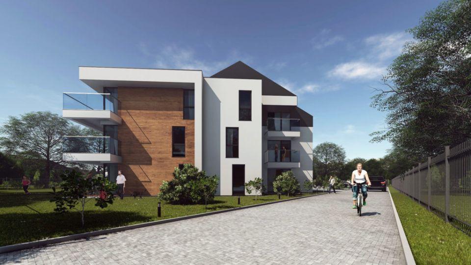 DBI White Apartments