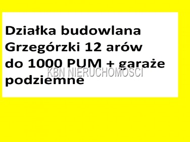 Działka budowlana Kraków