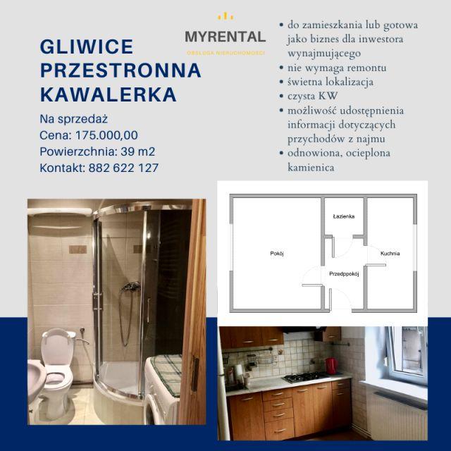 Mieszkanie Gliwice sprzedaż