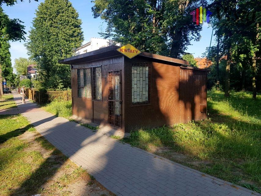 Działka usługowa Szczawno-Zdrój