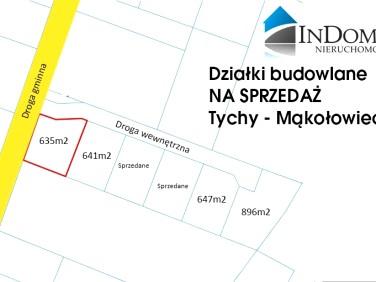 Działka budowlana Tychy