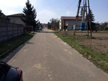 Działka budowlano-rolna Grzegorzew