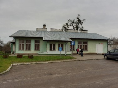 Budynek użytkowy Kraszewo