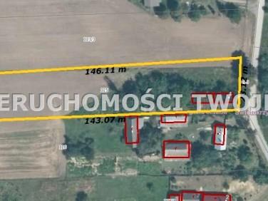 Działka budowlana Ćmielów
