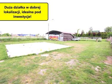 Działka przemysłowa Wrocław