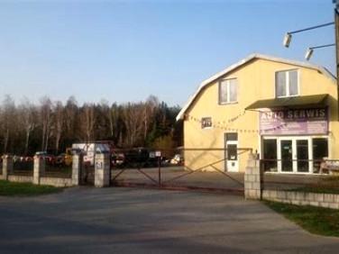 Budynek użytkowy Kajetany