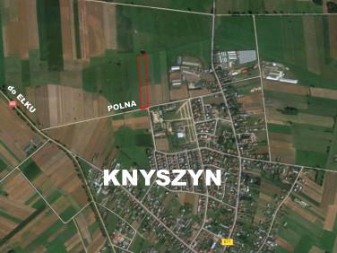 Działka budowlana Knyszyn