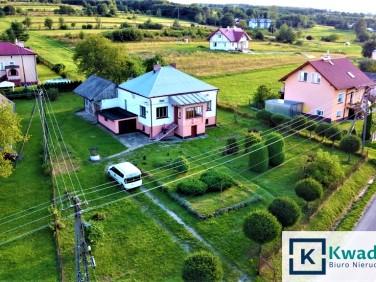 Dom Łęki Dukielskie