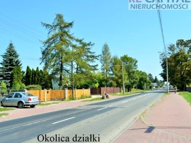Działka Latchorzew