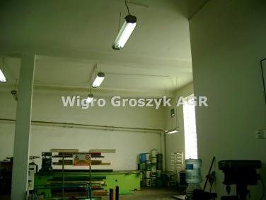 Budynek użytkowy Łomianki