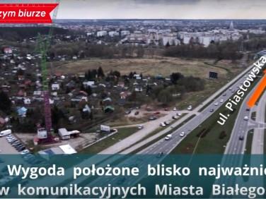 Działka usługowa Białystok