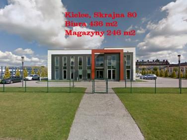 Budynek użytkowy Kielce wynajem