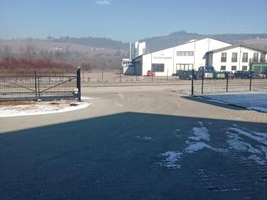 Działka przemysłowa Nowy Targ