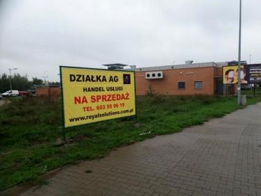 Działka inna Poznań