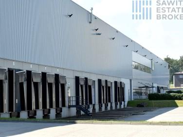 Budynek użytkowy Stryków