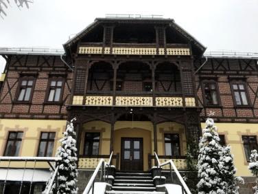 Budynek użytkowy Karpacz