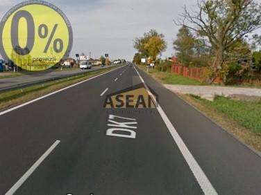 Działka przemysłowa Wólka Kosowska