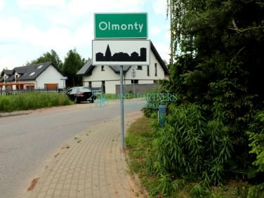 Działka budowlana Olmonty