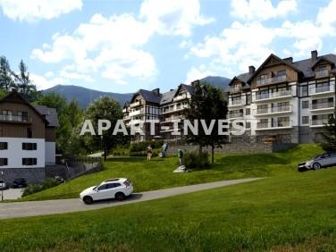 Mieszkanie apartamentowiec w górach