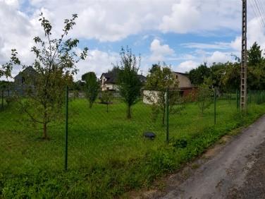 Ogrodzona działka Sarnów