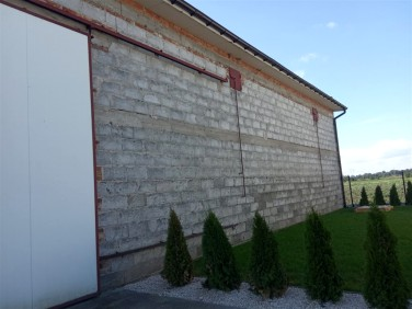 Budynek użytkowy Pogroszew-Kolonia