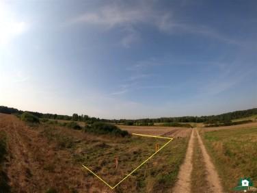 Działka rolna Tokary