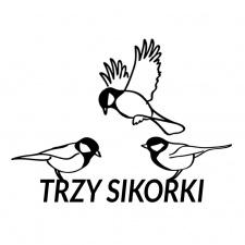 Trzy Sikorki Justyna Nowodworska-Uriadko