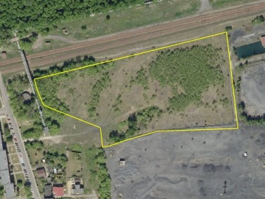Działka przemysłowa Dąbrowa Górnicza
