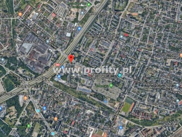 Budynek użytkowy Sosnowiec