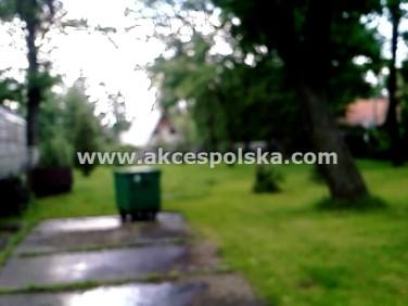 Działka leśna Zalesie Górne