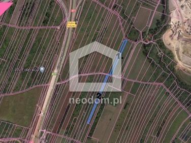 Działka rolna Chęciny