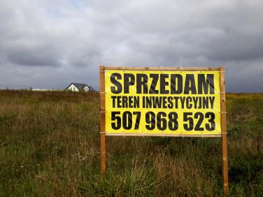Działka inwestycyjna Straszyn