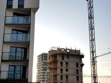 Mieszkanie apartamentowiec nad rzeką