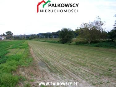 Działka usługowa Węgrzce