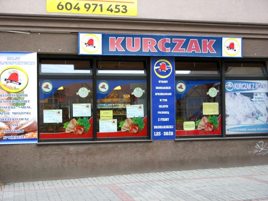 Lokal Tarnów wynajem