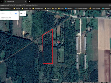 Działka budowlano-rolna Petrykozy