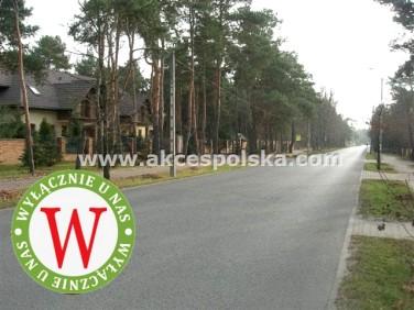 Działka leśna Warszawa