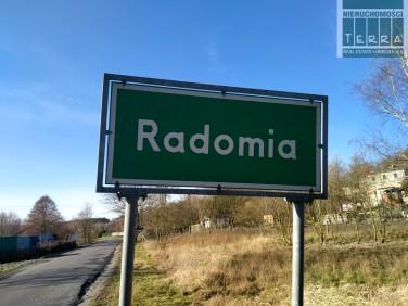 Działka budowlana Radomia