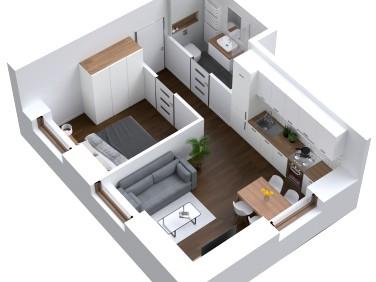 Mieszkanie blok mieszkalny Gliwice